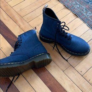 Dr. Martens Vegan Fabric Boots